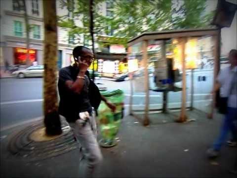 Boulevard Haussmann - Paris