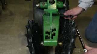 Closing Wheel Inspection and Alignment