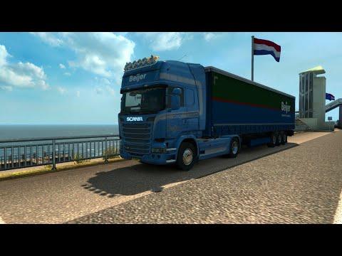 ETS2 1.31 PUBLIC BETA!!! []Van Hannover naar Rotterdam voor EMD Transport!!!
