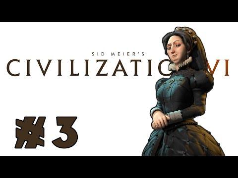 Let's Play: Civilization VI - Cultural France! - Part 3