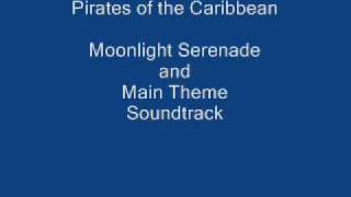 Pirates of the Caribbean - Moonlight Serenade   and  Main Theme