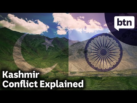 Kashmir Conflict Explained: Understanding the Conflict Between India & Pakistan - Behind the News