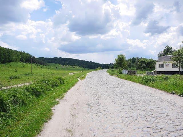Поїздка селами навколо Дубна (Малі сади, Гнатівка, Придорожнє, Повча, Будераж, Мильча, Пирятин)