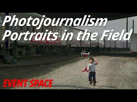 Photojournalism Portraits in the Field | Stephanie Sinclair