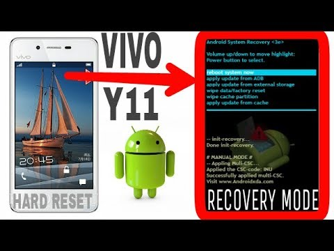 HOW TO HARD RESET VIVO Y11