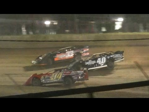 ULMS Super Late Model Heat Three | Eriez Speedway | September Sweep | 9-24-16