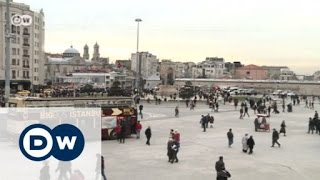 Destination Istanbul: Syrians Fight for a New Existence | Global 3000