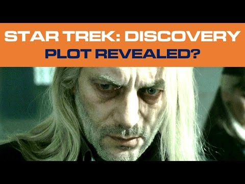 Thumbnail: Star Trek: DISCOVERY - Has The Plot Been Revealed?