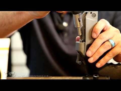 CVA Muzzleloaders 101 How to Remove and Clean Your Firing Pin by The World Hunting Club
