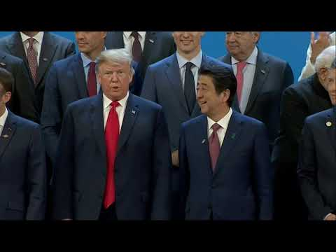 Tensions rising as G-20 leaders open meeting