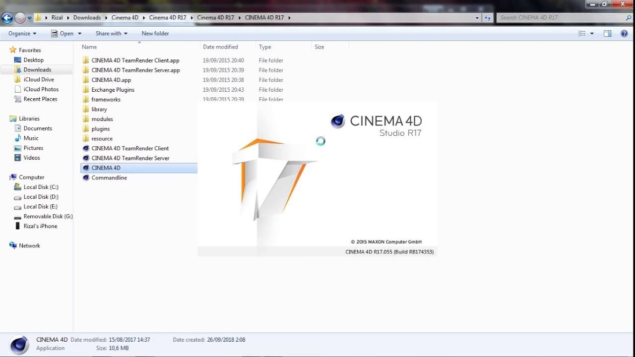 Tutorial Cara Install Cinema 4D R17 + Serial Key (INDONESIA)
