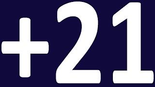 ПОЛНЫЙ УРОК 21 - ПРАКТИКА и УПРАЖНЕНИЯ. ГРАММАТИКА АНГЛИЙСКОГО ЯЗЫКА С НУЛЯ. АНГЛИЙСКИЙ ЯЗЫК. УРОКИ