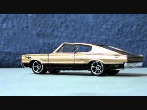 Awesome Hot Wheels Car 67 Dodge Charger - YouTube