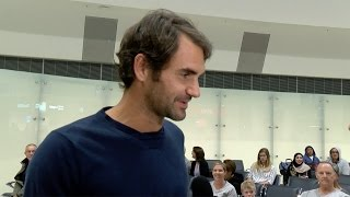 Roger Federer returns to Perth for Mastercard Hopman Cup