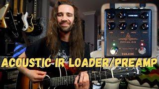 NUX Optima Air - Acoustic Profiler/Preamp/IR Loader