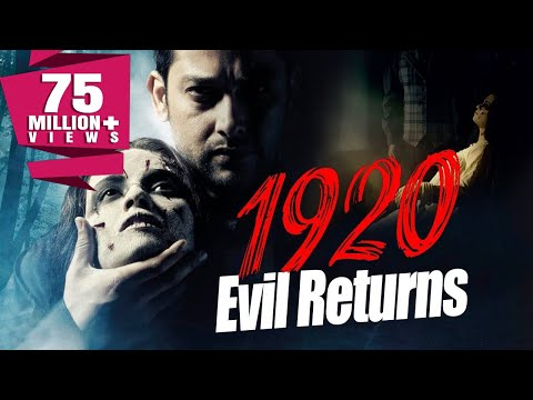 1920: The Evil Returns (2012) Full Hindi Horror Movie | Afta