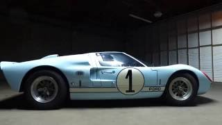 Hear from the Shelby American Team how they won Le Mans in 1966 in a Ford GT for Ford Motor Company