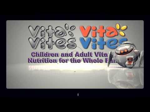 New Vita Vites Nutrition – Online Vitamins & Supplements Amazon store- Logo & Brand Name Intro Video