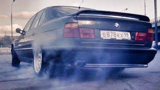 ЛЕГЕНДЫ 90-Х: BMW M5 E34 с пробегом 25 000 КМ! Тест-драйв + история об одной из лучших БМВ. ИКОНА!