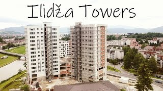 Ilidža Towers 2018.
