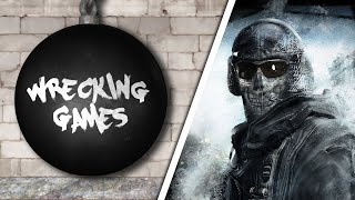 WRECKING GAMES #5 - Call of Duty: Ghosts