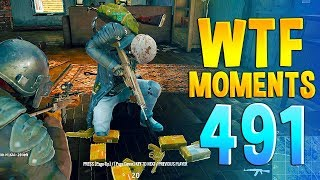 PUBG Daily Funny WTF Moments Highlights Ep 491
