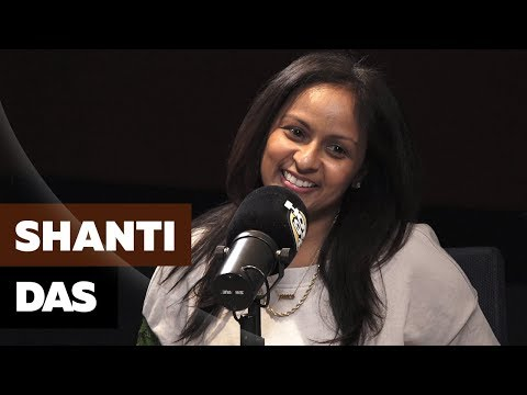 Shanti Das On The Importance Of Mental Health & National Silence the Shame Day