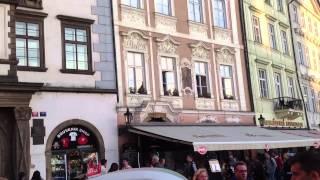 Прогулка по Праге с боулерами из Питера