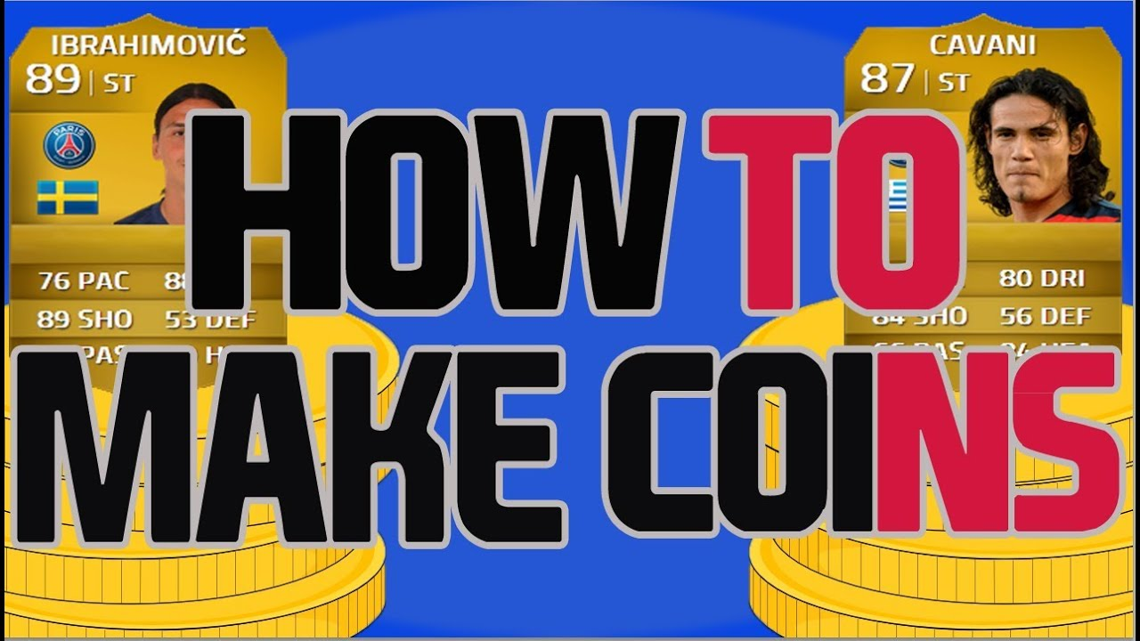 how to make coins fut 14