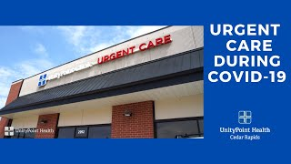 Is it safe to visit an Urgent Care Clinic during COVID-19?