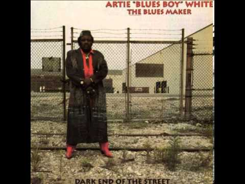 Artie Blues Boy White_Not in the Begging Business