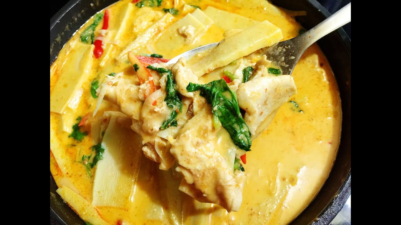 how to cook bamboo shoots recipe