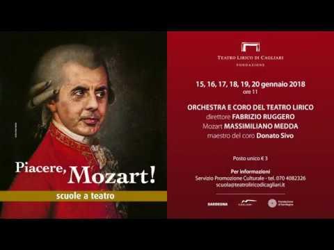 """""""Piacere, Mozart!"""""""