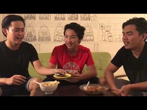 INDONESIAN FOODS REVIEW - ENGLISH PRESENTATION PROJECT