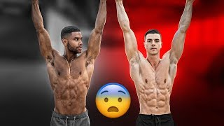 Putting FitnessFAQS Through My Calisthenics Workout! - Summer Strength Ep.6
