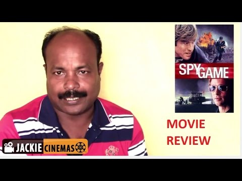spy game (2001) movie review | Robert Redford | Brad Pitt | Tony Scott