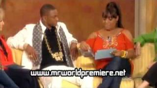 soulja boy the view interview 5-25-09