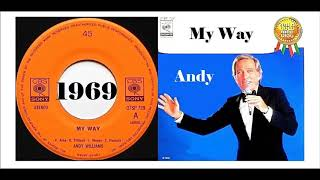 Video Andy Williams - My Way 'Vinyl' download MP3, 3GP, MP4, WEBM, AVI, FLV Agustus 2018