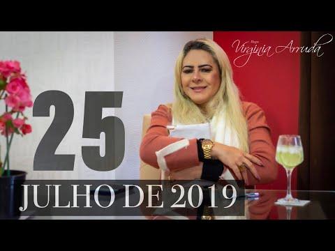 25Julho2019 - Estudo - Provérbios 4 (parte 2) - Bispa Virgínia Arruda