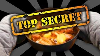 Babushka's TOP SECRET Christmas pork recipe - Cooking with Boris(Boris cooks babushka's pork with secret recipe. Top secret revealed for whole world. Many ingredients that you have never probably put together. Cooking with ..., 2016-12-18T14:44:21.000Z)