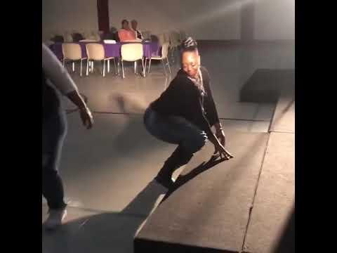 Promise - The Bizness Hourz - SMDH Saturday Memphis Pastor held twerk contest in Church Gym