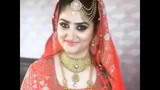 Kashmiri Brides By Makeup by Saba