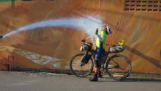 Markus Stitz - Around the world on a singlespeed bike