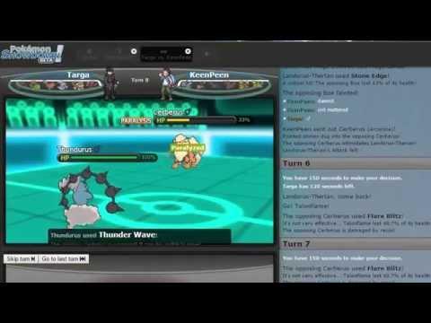 Showdown Live! Ep. 2 Counter OU Team