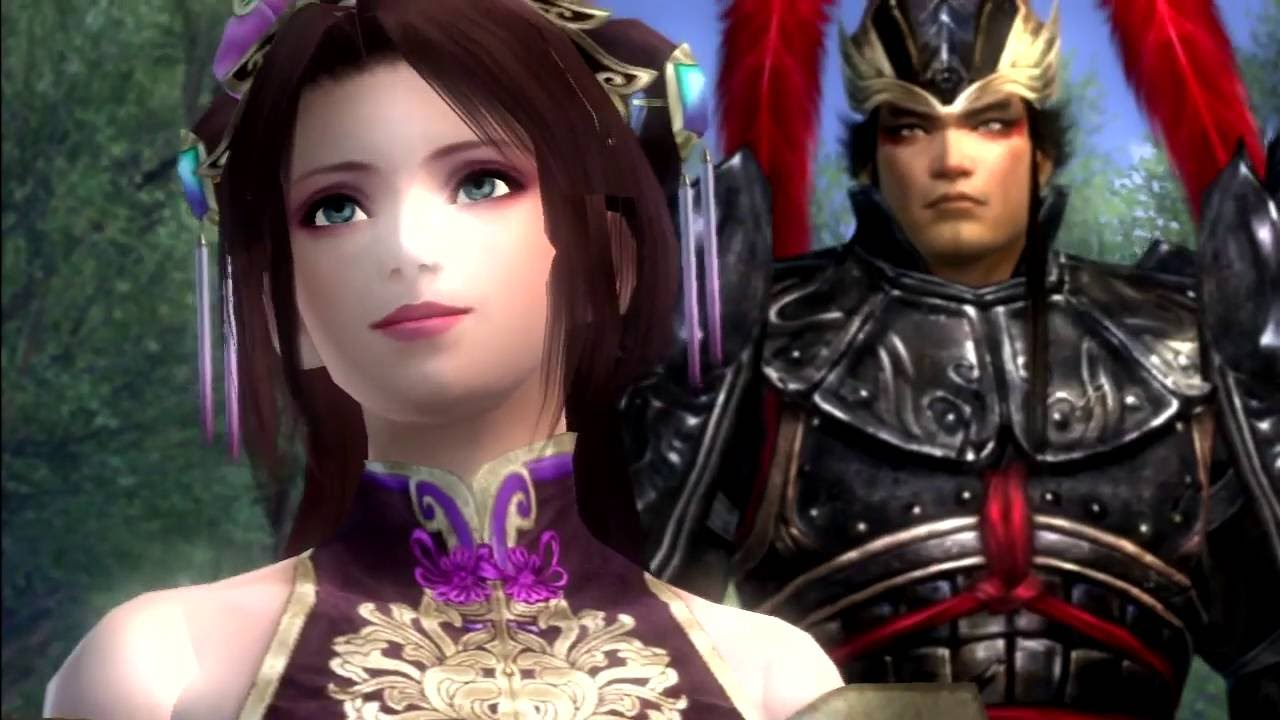 dynasty warriors 6 diao chan