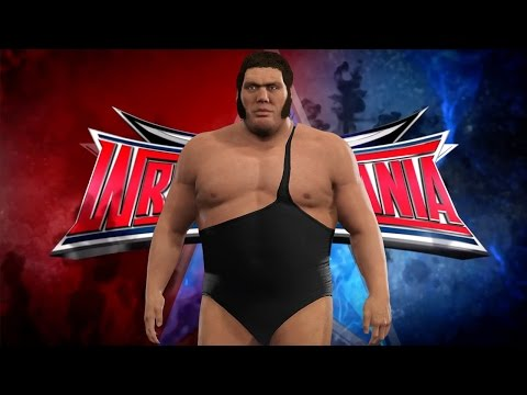 [Orakel] Andre the Giant Memorial Battle Royal | WWE 2k17 WrestleMania #004