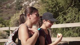 Anfitriones y Panoramas en Parque Nacional La Campana | Fundación Sendero de Chile