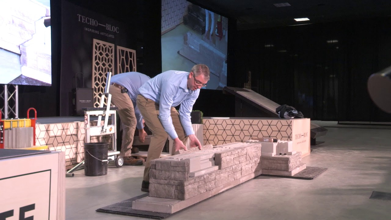 NEW PRODUCT! FASCIA Wall Collection by Techo-Bloc