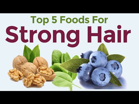 What Are Food For Hair Growth