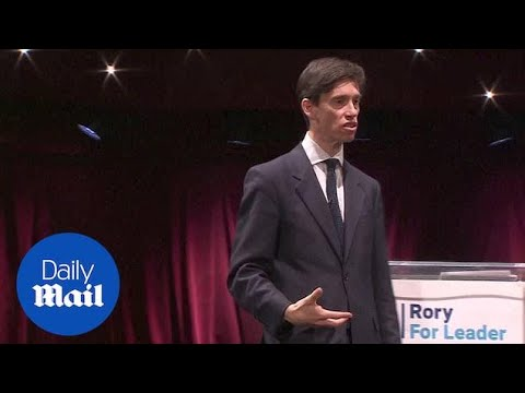 Rory Stewart Launches Conservative Leadership Campaign
